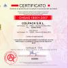 Colpack ottiene il nuovo certificato OHSAS 18001:2007